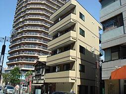 エクセルプラザ橋本[3階]の外観