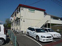 長野県長野市大字北長池の賃貸アパートの外観