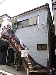 兵庫県神戸市兵庫区中道通3丁目の賃貸アパートの外観