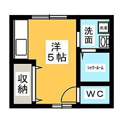 [一戸建] 愛知県一宮市高畑町3丁目 の賃貸【愛知県 / 一宮市】の間取り