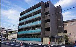 広島県福山市旭町の賃貸マンションの外観