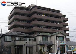 グランメール香久山[7階]の外観