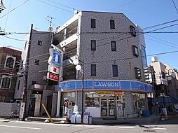 DEN勝田台[4階]の外観