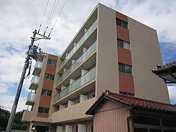 宮城県仙台市青葉区落合5丁目の賃貸マンションの外観