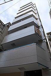 ボヌール麻布十番[801号室]の外観