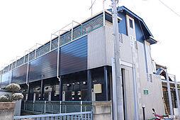 埼玉県熊谷市新堀の賃貸アパートの外観