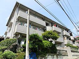 東京都練馬区小竹町の賃貸マンションの外観