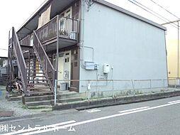 大阪府堺市北区百舌鳥梅町3丁の賃貸アパートの外観