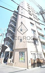 ベルグランデ新大阪[8階]の外観