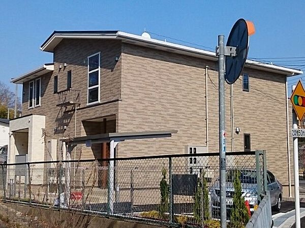 兵庫県神戸市北区鈴蘭台北町2丁目の賃貸アパート