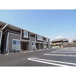 奈良県香芝市今泉の賃貸アパートの外観