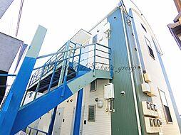 カームハウス湘南台[2階]の外観