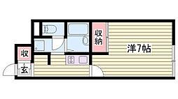 魚住駅 3.8万円
