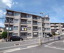 京都府向日市上植野町地後の賃貸マンションの外観