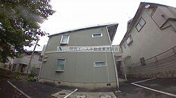 ハイツ笠井[1階]の外観