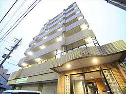 愛知県名古屋市中村区中島町3の賃貸マンションの外観