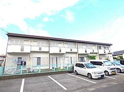 第2富田コーポ[2階]の外観