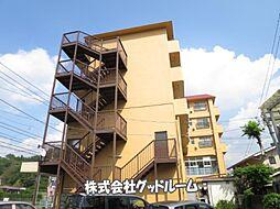 森ビル[4階]の外観