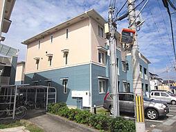 フィルコート東羽倉崎A棟[102号室]の外観