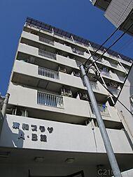 東和プラザC館[6階]の外観