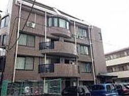 神奈川県川崎市中原区上小田中1丁目の賃貸マンションの外観