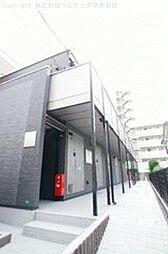 埼玉県川口市飯塚の賃貸アパートの外観