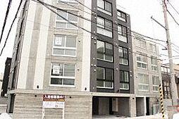 北海道札幌市西区発寒三条4丁目の賃貸マンションの外観