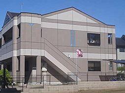 茨城県水戸市河和田2丁目の賃貸マンションの外観