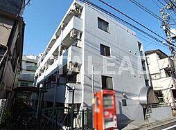 東京都豊島区池袋本町2の賃貸マンションの外観