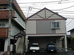 宮城県仙台市青葉区桜ケ丘4丁目の賃貸アパートの外観