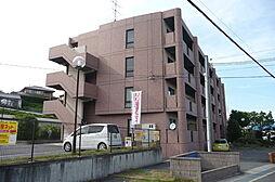 大阪府河内長野市上原町の賃貸マンションの外観