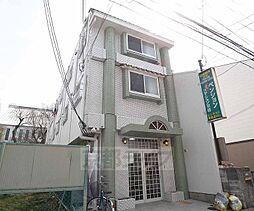京都府京都市下京区辰巳町(新町通七条上る)の賃貸マンションの外観