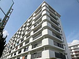 グリーンタウン茨木五番館[9階]の外観