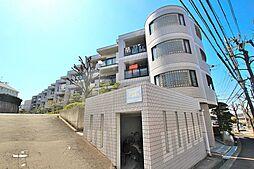 ガーデンハイツ桃山台 弐番館[1階]の外観