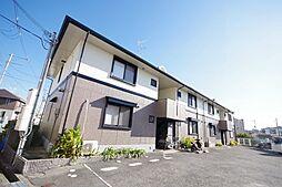 大阪府枚方市甲斐田新町の賃貸アパートの外観