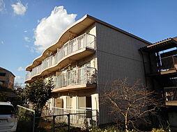 グリーンハイツ大倉山[101号室]の外観
