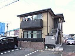 ヴィラ恋の田[A201号室]の外観