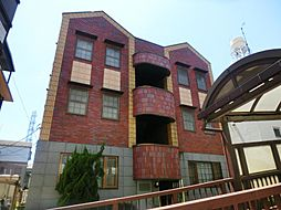 文蔵KFマンション[201号室]の外観