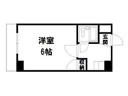 レ・タン・ドゥ・ラ・メール・CK 5[2階]の間取り