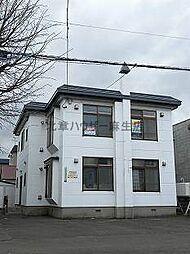 北海道札幌市北区新琴似五条12丁目の賃貸アパートの外観