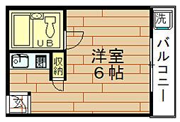 エスロンプランナーズビル[7階]の間取り