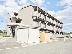 広島県東広島市黒瀬町乃美尾の賃貸マンションの外観