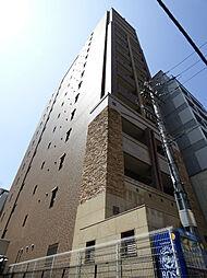 エステムコート心斎橋イーストIIラヴァンツァ[7階]の外観