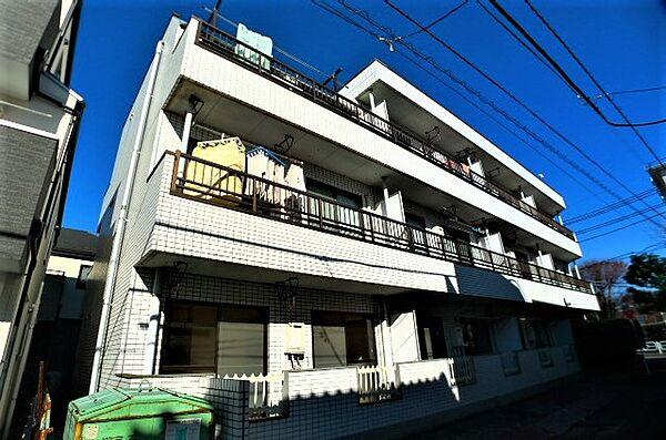 山田カンプレックス[2階]の外観