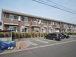 愛知県半田市土井山町1丁目の賃貸アパートの外観