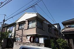 たのし荘[2階]の外観
