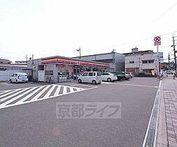 京都府八幡市男山吉井の賃貸アパートの外観