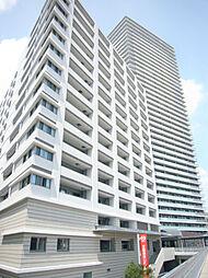 大阪府高槻市白梅町の賃貸マンションの外観