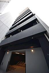 スワンズシティ心斎橋ルーノ[8階]の外観