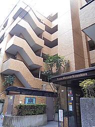 ライオンズマンション砧公園[6階]の外観